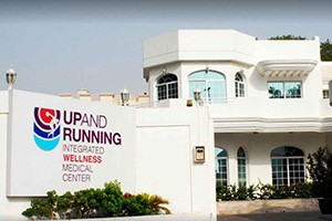 Up And Running Medical Center, Dubai
