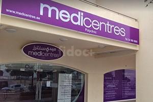 Medicentres Polyclinic, Dubai