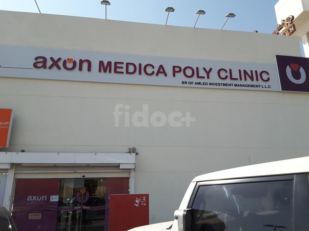 Axon Medica Polyclinic, Dubai