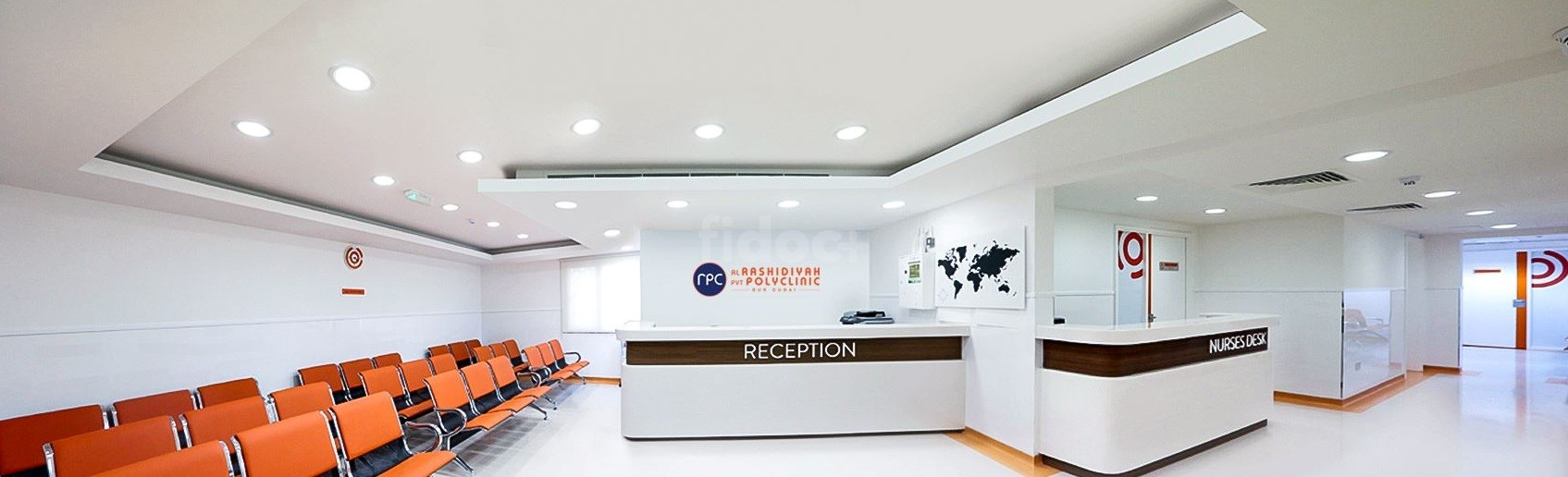 Al Rashidiyah Private Polyclinic, Dubai