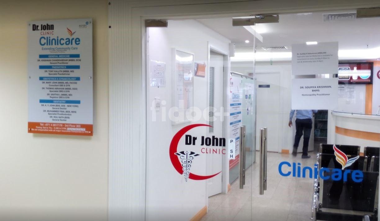 Dr. John Clinic - Clinicare, Dubai