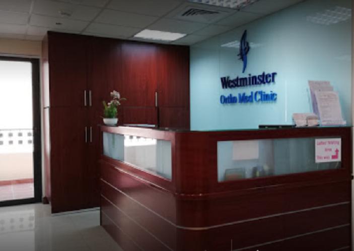 Westminster Ortho Med Clinic, Dubai